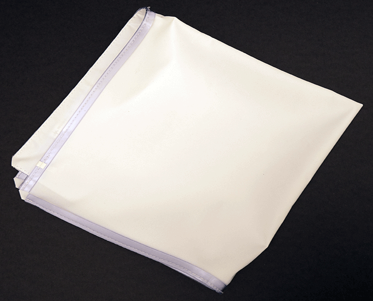 White Unprinted SEG Fabric