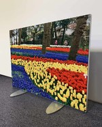 Printed Freestanding Graphic Frame